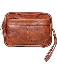 Good Win Brown Color Hand Held Multipurpose Bag