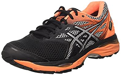 Asics Men's Gel-Cumulus 18 G-TX Running Shoes, Black