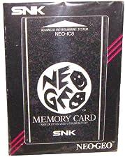 NEO GEO AES Memory Card NEO-IC8 Neogeo Import JAPAN Video Game