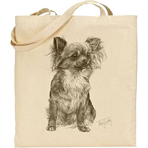 Mike Sibley (Chihuahua Sac en coton naturel