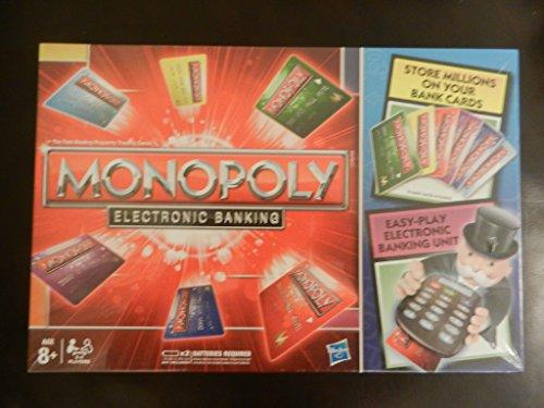 Hasbro Monopoly Electronic Banking English Edition