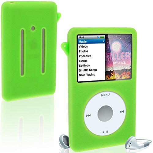 igadgitz-silicone-skin-case-cover-with-screen-protector-lanyard-for-apple-ipod-classic-80gb-120gb-16