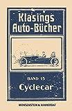 Klasings Auto-Bücher Band 15: Cyclecar