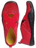 WHITIN Barfußschuhe SchnellTrocknend Wassersportschuhe für Damen , 38 EU,  1# Rot