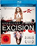 Excision - Uncut [Blu-ray + DVD] [Collector's Edition]