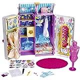 Nancy - Armario vestidor de cuento, accesorios para muñecas (Famosa 700013050)
