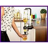 Spillatore Funda Térmica Para Botellas Servilletas de Mesa y Bebidas Dosificador Portabottie Cerveza