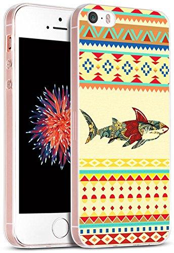 iPhone SE Fall Eule/iwone Apple iPhone 5S 5SE Schutzhülle TPU Skin Cover Schutz Gummi Silikon + Funny Herr Eule in Brille Design Animal, WW3