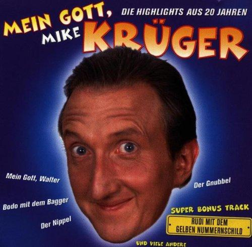 Release Mein Gott Krüger Die Highlights Aus 20 Jahren By