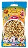DAN Import 207-61 Hama - Cuentas de Color Dorado