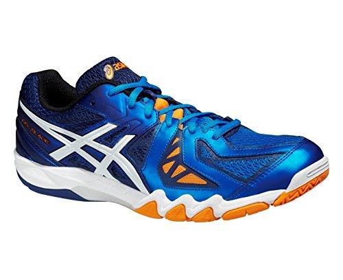 Asics Gel-blade 5, Chaussures de Squash Homme Electric blue