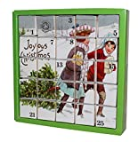 English Tea Shop - Tee Adventskalender 'Joyous', 25 einzelne Boxen mit würzigen BIO-Tees in hochwertigen Pyramiden-Teebeutel