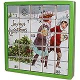 """English Tea Shop - Tee Adventskalender """"Joyous"""", 25 einzelne Boxen mit würzigen BIO-Tees in hochwertigen Pyramiden-Teebeutel"""