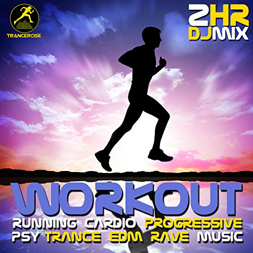 Great Work Takes Effort, Pt. 32 (141 BPM Cardio Workout Music DJ Mix)