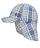 Döll Baby-Jungen Baseballmütze mit Nackenschutz Kappe, Blau (Ensign Blue 3890), 51
