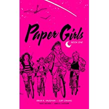 Paper Girls: Book One (English Edition)