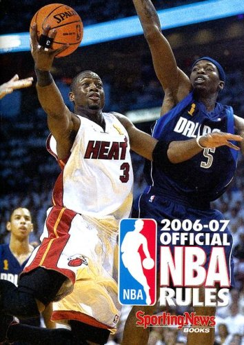 Official Rules of the National Basketball Association: 2006-2007 par  (Broché - Sep 2006)
