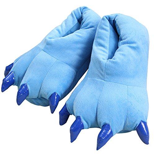 Leana Collection ,  Pantofole Unisex – Adulto Blu