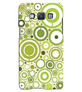 Citydreamz Green Circles/Dots/beautiful Print Hard Polycarbonate Designer Back Case Cover For Samsung Galaxy Grand I9082