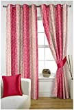 PVR Fashion 2 Piece Polyester Window Cur...