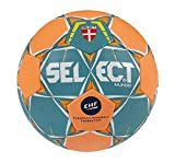 SELECT Mundo Ballon de handball  I Vert/Orange I junior(2)