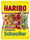 Haribo Kinder Schnuller, 6er Pack (6 x 200 g Beutel)