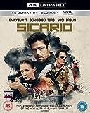 Sicario [4K Ultra HD] [2016] [Blu-ray] Import