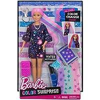 Barbie FHX00 Colour Surprise Doll