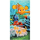 Brand New Disney Finding Dory Finding Nemo Bath Beach Childrens Towel