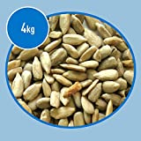 Image of 4 kg Choice Sunflower Hearts - N/A - Comparsion Tool