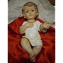 L'angolo Barletta - Figura de Niño Jesús para belén (20 cm)