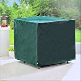 buy-safe.de Schutzhülle für 4 Klappsessel - oder kleine Garten-Möbel etc. 90 x 80 x 80 cm