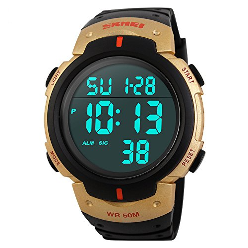 Unisex Bracciale Sport orologi male Digital Outdoor