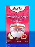 Women's Energy Tea (Yogi Tea) 17 Bags