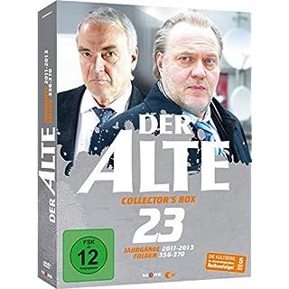 Der Alte - Collector's Box Vol. 23/Folge 356-371 [5 DVDs]