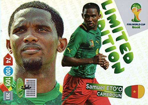 FIFA World Cup 2014 - Samuel ETO (Cameroon), Limited Edition ()