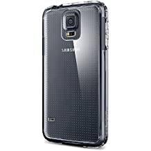 Spigen Hard Case - Funda para Samsung Galaxy S5, transparente