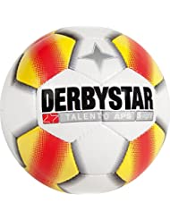 Derbystar Talento APS S Light Ballon de football Blanc/Jaune/Rouge