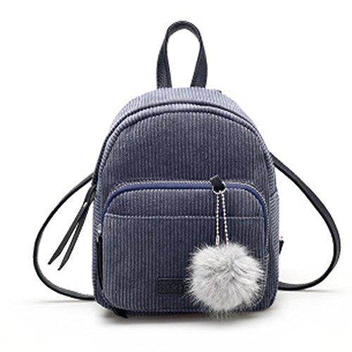Imagen de goodsatar mujer cuero de la pu   bolso de viaje gris