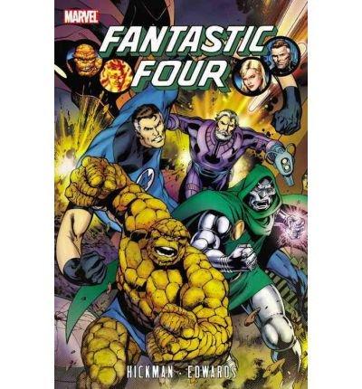 [Fantastic Four: v. 3] [by: Jonathan Hickman]