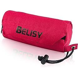 BELISY Futterbeutel für Hunde - von Trainern empfohlen - waschbar - Leckerlie Beutel