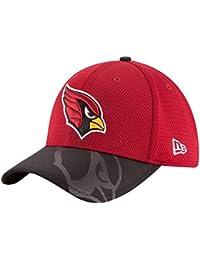 New Era 3930 NFL Sideline Stretch Fit Team Cap (Medium/Large, Arizona Cardinals)