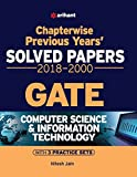 Computer Science and Information Technology Solved Papers GATE 2019