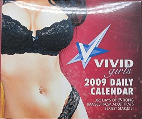 Vivid Girls 2009 Box Calendar: 365 Days of Enticing Images from Adult Film's Sexiest Starlets