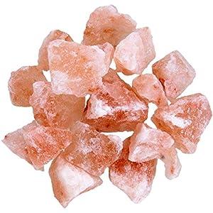 Salzsole Kristallsalz Brocken 1-25 KG gemischt 3-12 cm Salzstein Sauna Saunaaufgüsse Salz Sole aus Khewra südlich des Himalaya