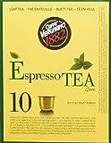Caffe' Vergnano 1882 THÈspresso 1882 Thè Verde - 6 confezioni da 10 capsule compatibili Nespresso (tot 60 capsule)