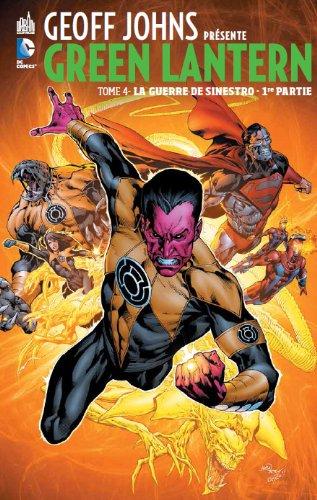 Green Lantern, tome 4 : La guerre de Sinestro, 1re partie