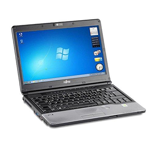 Fujitsu Siemens Lifebook S762 Business Notebook (Core i5 3320M 2.6GHz, 8GB RAM, 500GB HDD, DVD-RW, Windows 7)