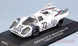 Porsche 917K, No.22, Martini, 24h Le Mans, 1971, H.Marko/G.van Lennep, Modellauto, Fertigmodell, IXO 1:43