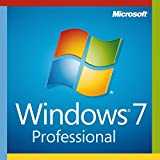 Microsoft Windows 7 Professional 64 Bit - Dell DVD + Lizenzaufkleber inkl. Service Pack 1